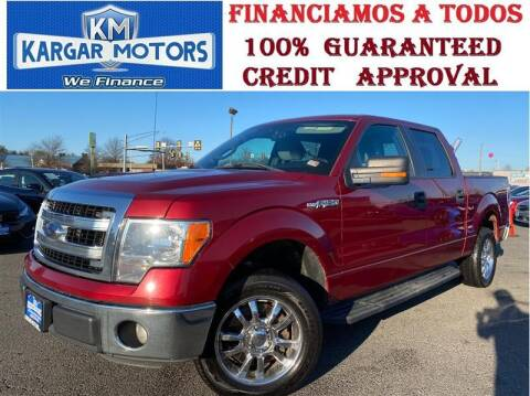 2013 Ford F-150 for sale at Kargar Motors of Manassas in Manassas VA
