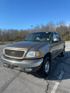 2002 Ford F-150 for sale at Premium Auto Outlet Inc in Sewell NJ
