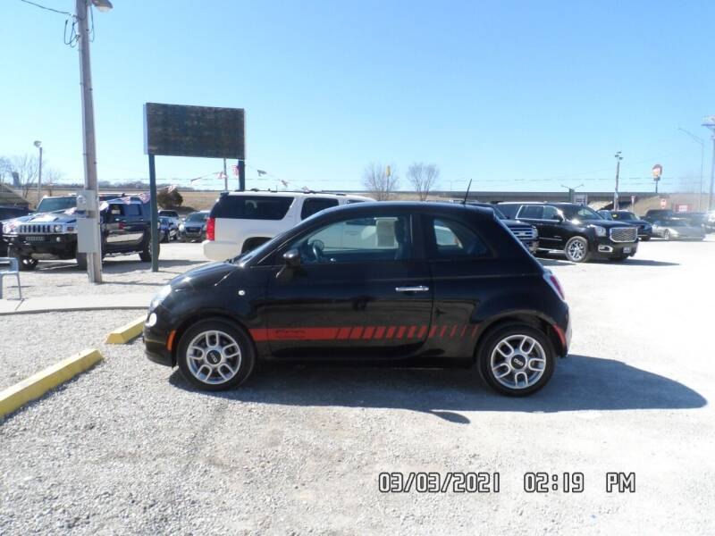 2012 FIAT 500 for sale at Town and Country Motors in Warsaw MO