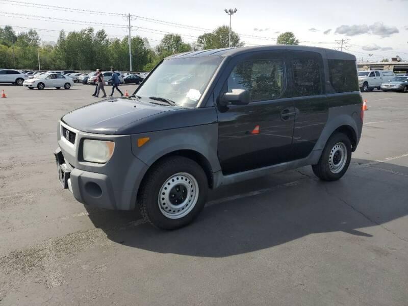 2004 Honda Element for sale at Northwest Van Sales in Portland OR
