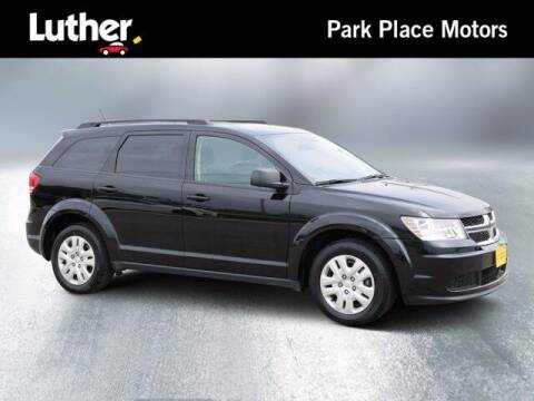 2017 Dodge Journey for sale at Park Place Motor Cars in Rochester MN