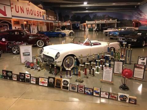 1954 Chevrolet Corvette for sale at Okoboji Classic Cars in West Okoboji IA