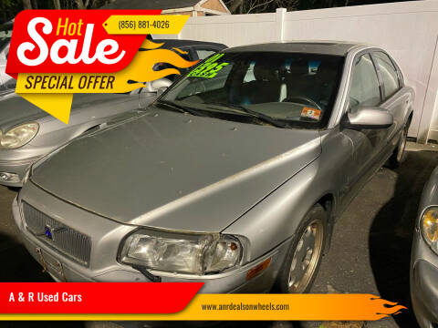 2001 Volvo S80 for sale at A & R Used Cars in Clayton NJ