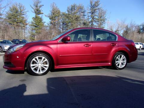 2014 Subaru Legacy for sale at Mark's Discount Truck & Auto Sales in Londonderry NH