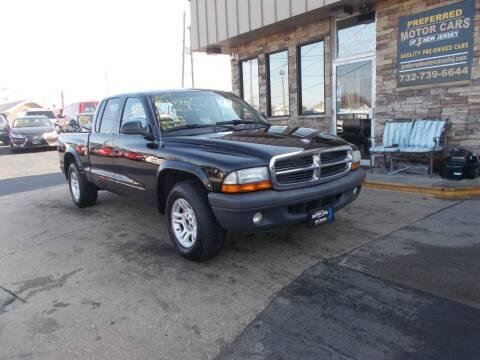 2004 Dodge Dakota for sale at Preferred Motor Cars of New Jersey in Keyport NJ
