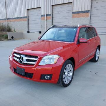2012 Mercedes-Benz GLK for sale at 601 Auto Sales in Mocksville NC