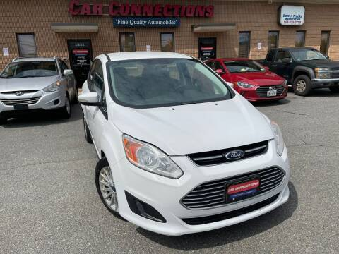 2013 Ford C-MAX Hybrid for sale at CAR CONNECTIONS in Somerset MA