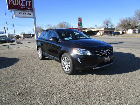 2017 Volvo XC60 for sale at Padgett Auto Sales in Aberdeen SD