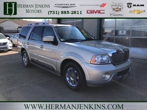 2004 Lincoln Navigator for sale at Herman Jenkins Used Cars in Union City TN