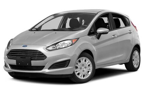 2014 Ford Fiesta for sale at Econo Auto Sales Inc in Raleigh NC