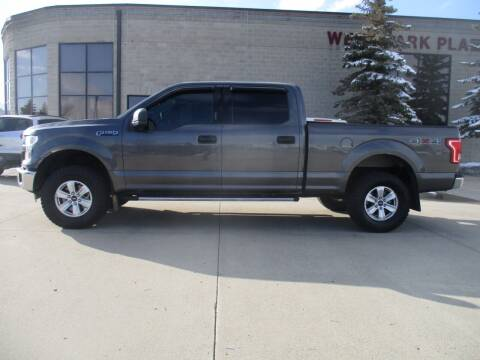 2015 Ford F-150 for sale at Elite Motors in Fargo ND