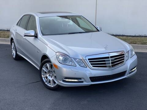 2012 Mercedes-Benz E-Class for sale at SEIZED LUXURY VEHICLES LLC in Sterling VA