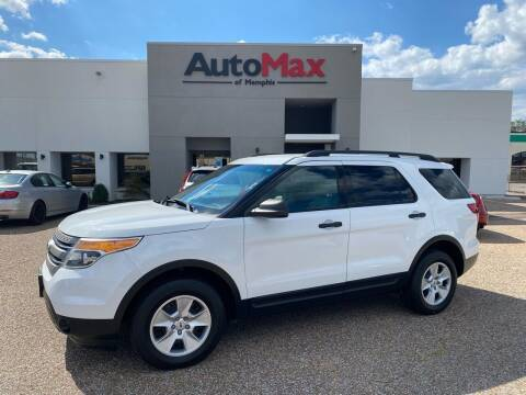 2014 Ford Explorer for sale at AutoMax of Memphis in Memphis TN