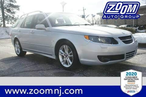 2009 Saab 9-5 for sale at Zoom Auto Group in Parsippany NJ