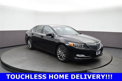 2016 Acura RLX for sale at M & I Imports in Highland Park IL
