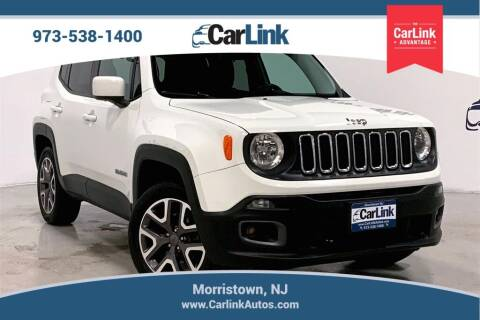 2015 Jeep Renegade for sale at CarLink in Morristown NJ