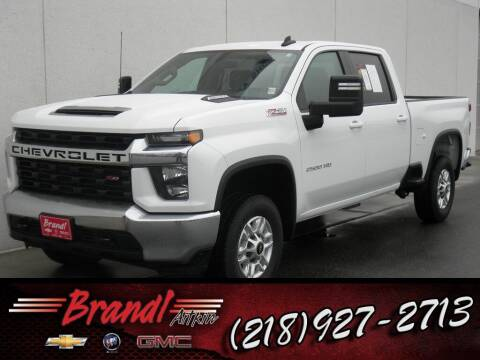 2021 Chevrolet Silverado 2500HD for sale at Brandl GM in Aitkin MN