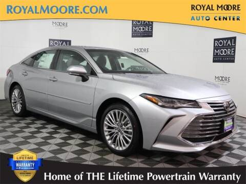 2021 Toyota Avalon for sale at Royal Moore Custom Finance in Hillsboro OR