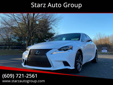 2015 Lexus IS 350 for sale at Starz Auto Group in Delran NJ