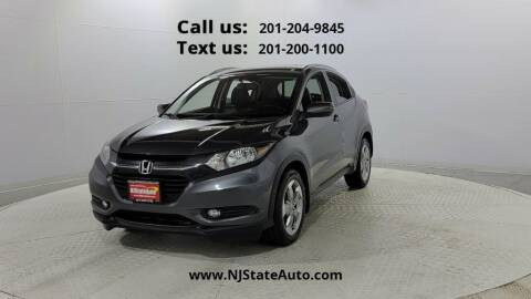 2017 Honda HR-V for sale at NJ State Auto Used Cars in Jersey City NJ