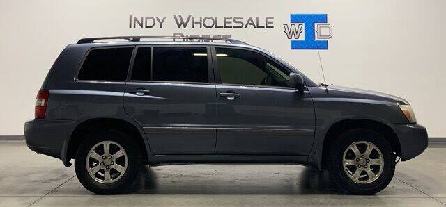 2006 Toyota Highlander for sale at Indy Wholesale Direct in Carmel IN