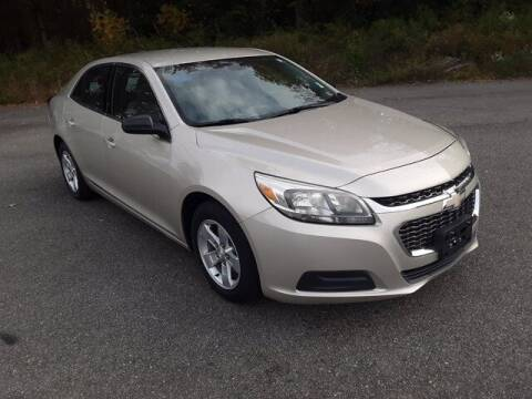 2015 Chevrolet Malibu for sale at Strosnider Chevrolet in Hopewell VA