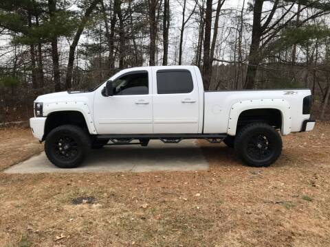 2013 Chevrolet Silverado 2500HD for sale at Cella  Motors LLC in Auburn NH