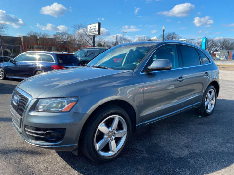 2012 Audi Q5 for sale at BWK of Columbia in Columbia SC