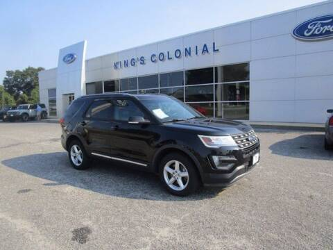 2016 Ford Explorer for sale at King's Colonial Ford in Brunswick GA