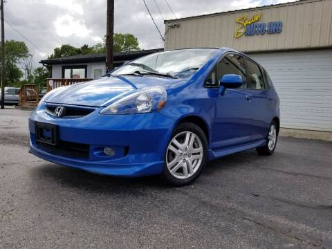2008 Honda Fit for sale at Sinclair Auto Inc. in Pendleton IN