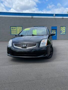 2012 Nissan Sentra for sale at BIG #1 INC in Brownstown MI