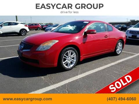 2008 Nissan Altima for sale at EASYCAR GROUP in Orlando FL