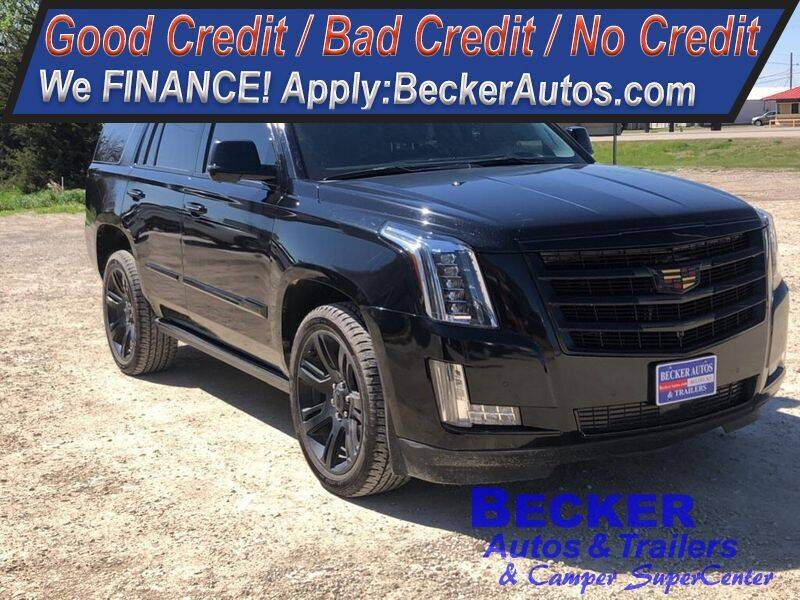2016 Cadillac Escalade for sale in Beloit, KS