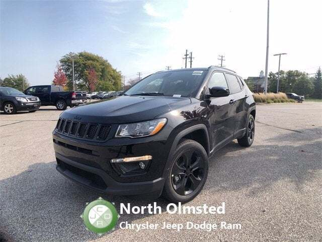 2021 Jeep Compass for sale at North Olmsted Chrysler Jeep Dodge Ram in North Olmsted OH