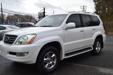 2008 Lexus GX 470 for sale at Victory Auto Sales in Randleman NC