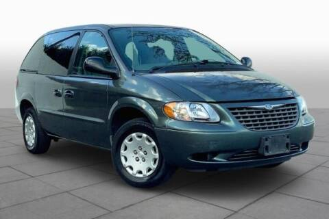 2003 Chrysler Voyager for sale at CU Carfinders in Norcross GA