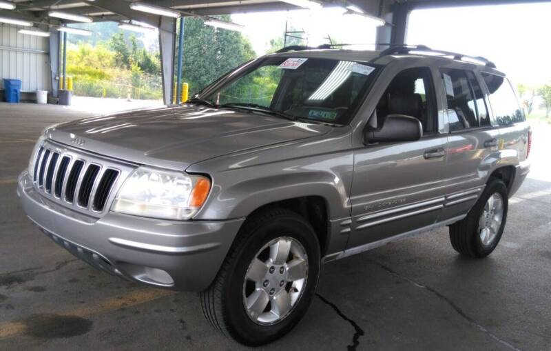 2001 Jeep Grand Cherokee for sale at Angelo's Auto Sales in Lowellville OH