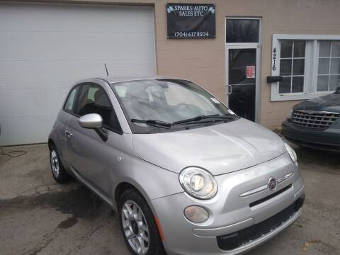 2013 FIAT 500 for sale at Sparks Auto Sales Etc in Alexis NC