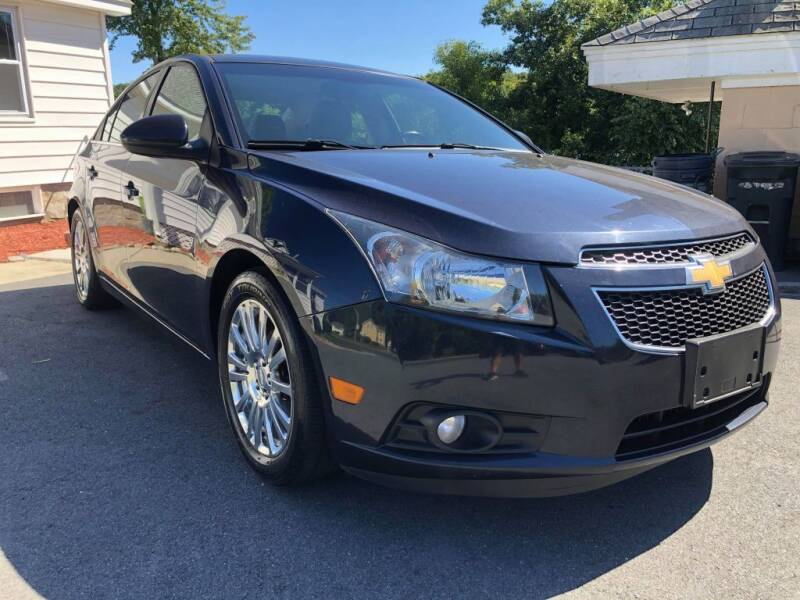 2014 Chevrolet Cruze for sale at Dracut's Car Connection in Methuen MA