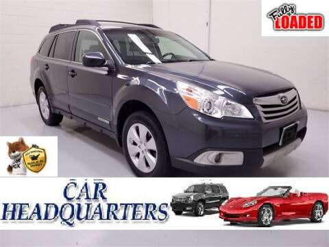 2012 Subaru Outback for sale at CAR  HEADQUARTERS in New Windsor NY