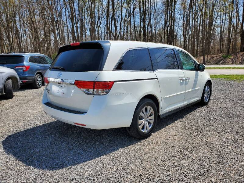 2016 Honda Odyssey for sale at US-Euro Auto in Burton OH