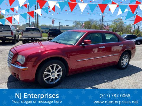 2008 Chrysler 300 for sale at NJ Enterprises in Indianapolis IN