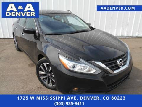 2017 Nissan Altima for sale at A & A AUTO LLC in Denver CO