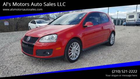 2006 Volkswagen GTI for sale at Al's Motors Auto Sales LLC in San Antonio TX