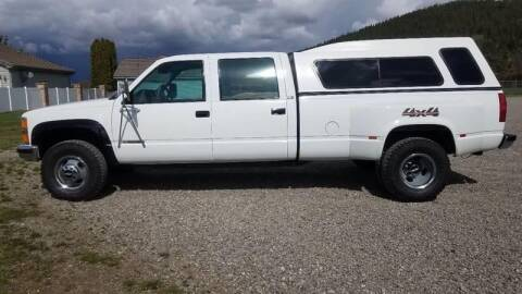 1993 Chevrolet C/K 3500 Series for sale at J.K. Thomas Motor Cars in Spokane Valley WA