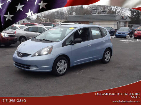 2009 Honda Fit for sale at Lancaster Auto Detail & Auto Sales in Lancaster PA