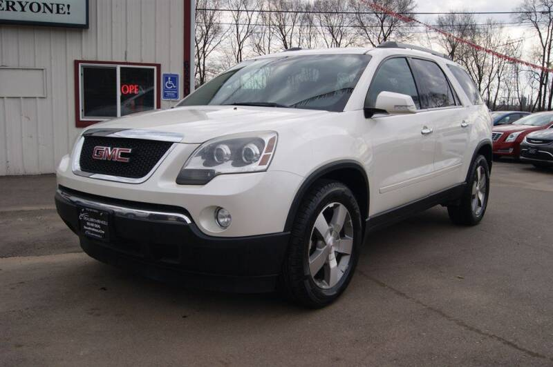 2012 GMC Acadia for sale at Dealswithwheels in Inver Grove Heights MN