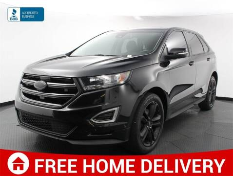 2015 Ford Edge for sale at Florida Fine Cars - West Palm Beach in West Palm Beach FL