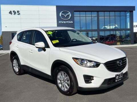 2016 Mazda CX-5 for sale at 495 Chrysler Jeep Dodge Ram in Lowell MA