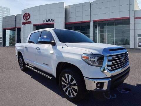 2018 Toyota Tundra for sale at BEAMAN TOYOTA in Nashville TN